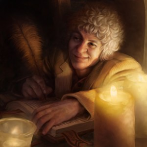 Bilbo, según Anthony Foti