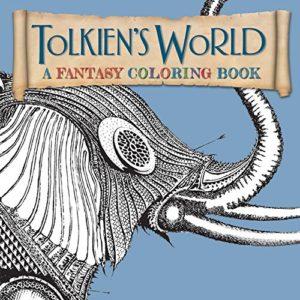 Tolkiens World. A Fantasy Coloring Book