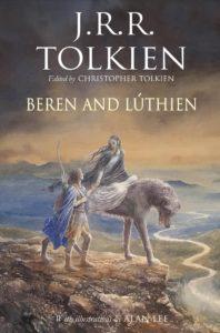 Beren and Lúthien, nuevo libro de J.R.R. Tolkien
