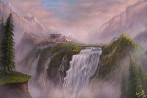 Rivendel, según Hassan Ali