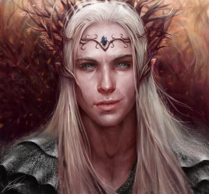 Thranduil, según Jay Carpenter