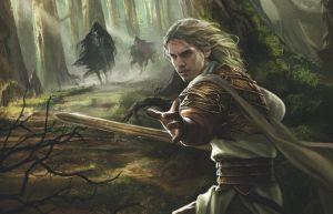 Glorfindel alerta de la llegada de los Nazgûl, según Magali Villeneuve