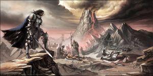 Victoria de la Última Alianza, según Mariusz Gandzel