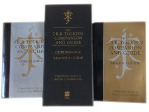 The J.R.R. Tolkien Companion and Guide, de Wayne G. Hammond y Christina Scull