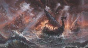 Tormenta en la Bahía Cobas, nueva aventura para El Señor de los Anillos (LCG)