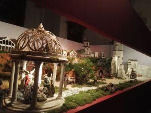 Belén Monumental inspirado en 'El Señor de los Anillos'
