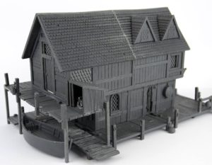 La casa de Bardo para El Hobbit. El juego de batallas estratégicas