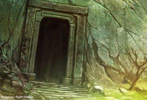 La puerta este de Moria, según Cristi Balanescu