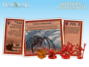 Guerreros de la Tierra Media, nueva expansión para La Guerra del Anillo
