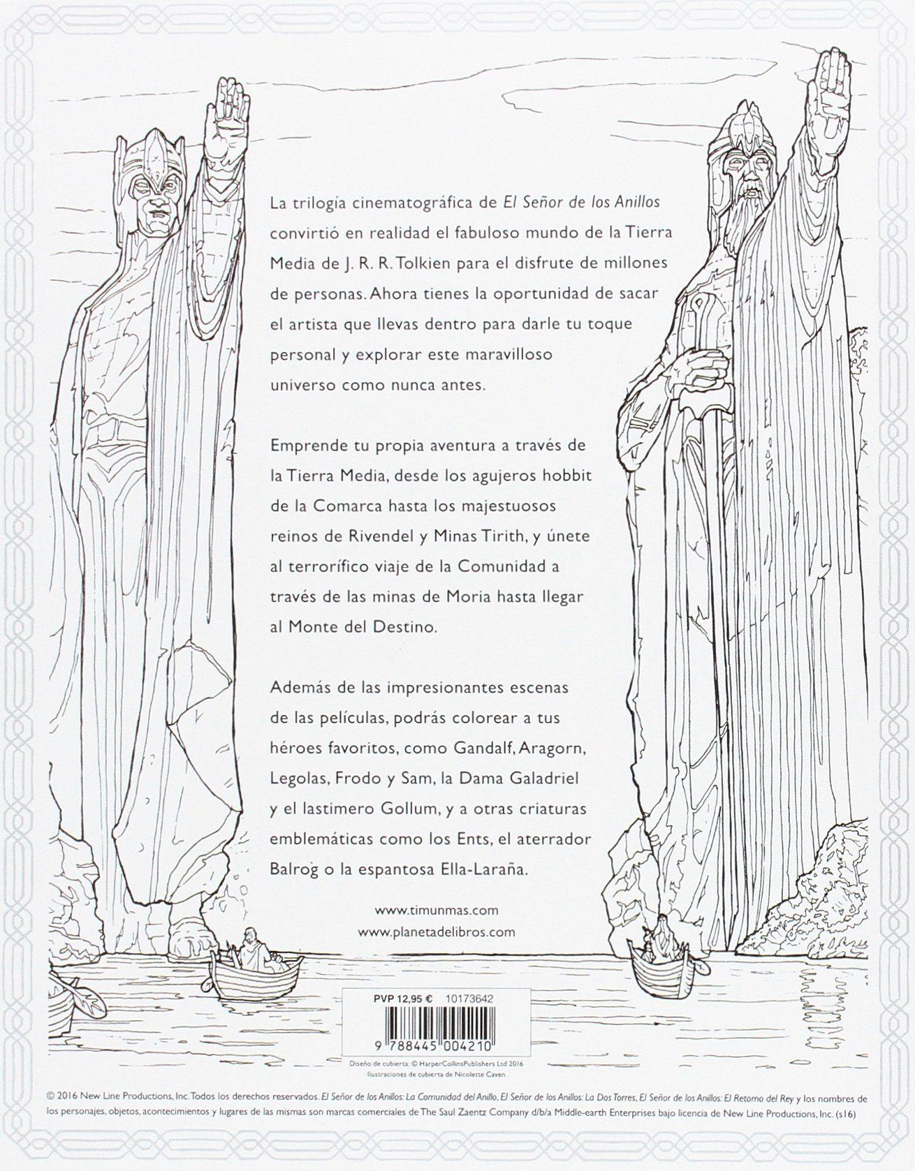 Minotauro edita \'El Señor de los Anillos. Las películas. Un libro ...