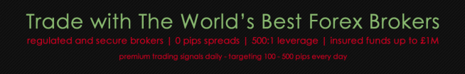 Trade with the world's best forex brokers on the (0) Zero Pips Spreads Account