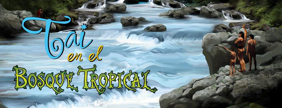 ¡Aprendamos con la magia del bosque tropical!