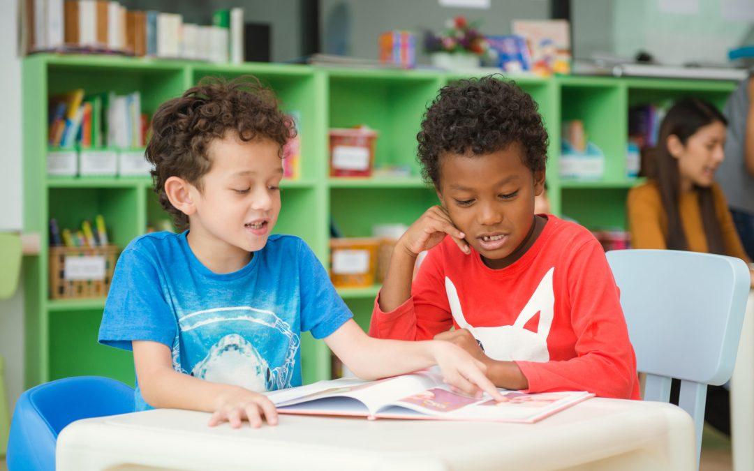 ¿Cómo fomentar el amor por la lectura en los niños?