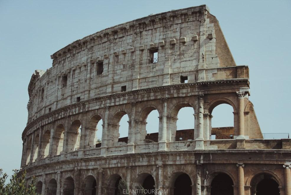 que hacer en Roma Coliseo