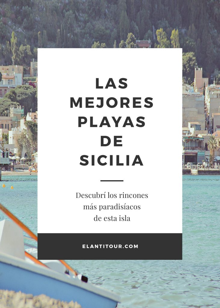 playas de sicilia pinterest