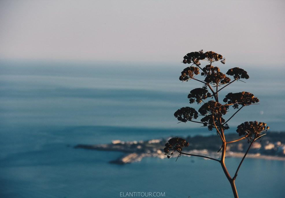 Atardecer en Taormina