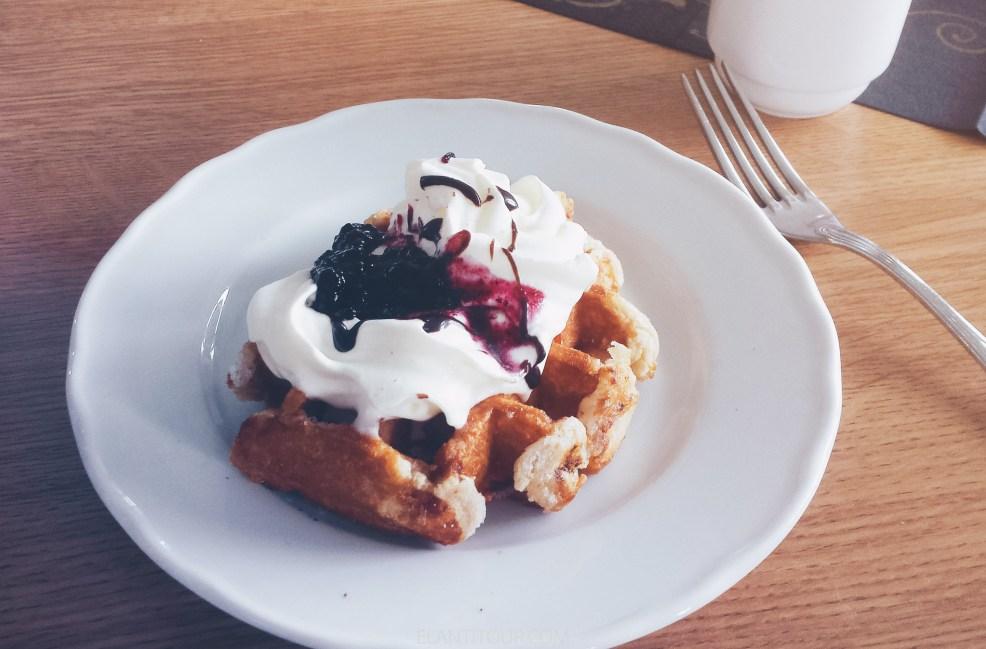 waffles bruselas
