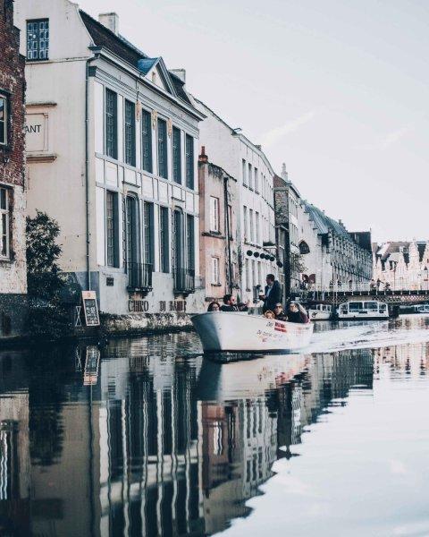 que visitar en belgica