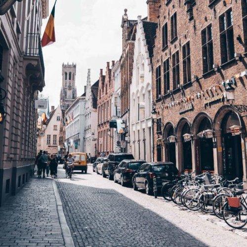 Viajar a Bélgica