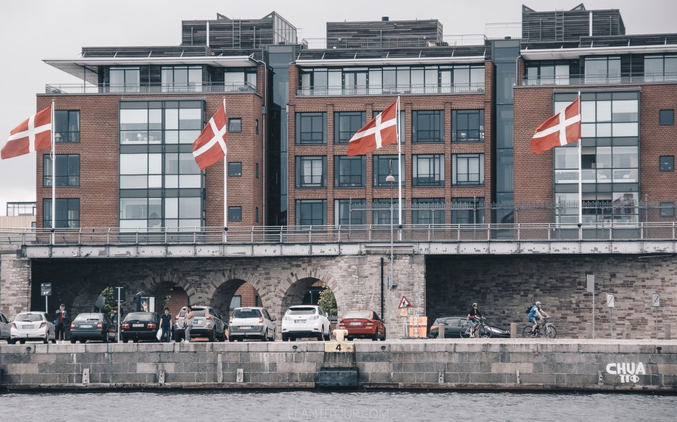 edificios daneses