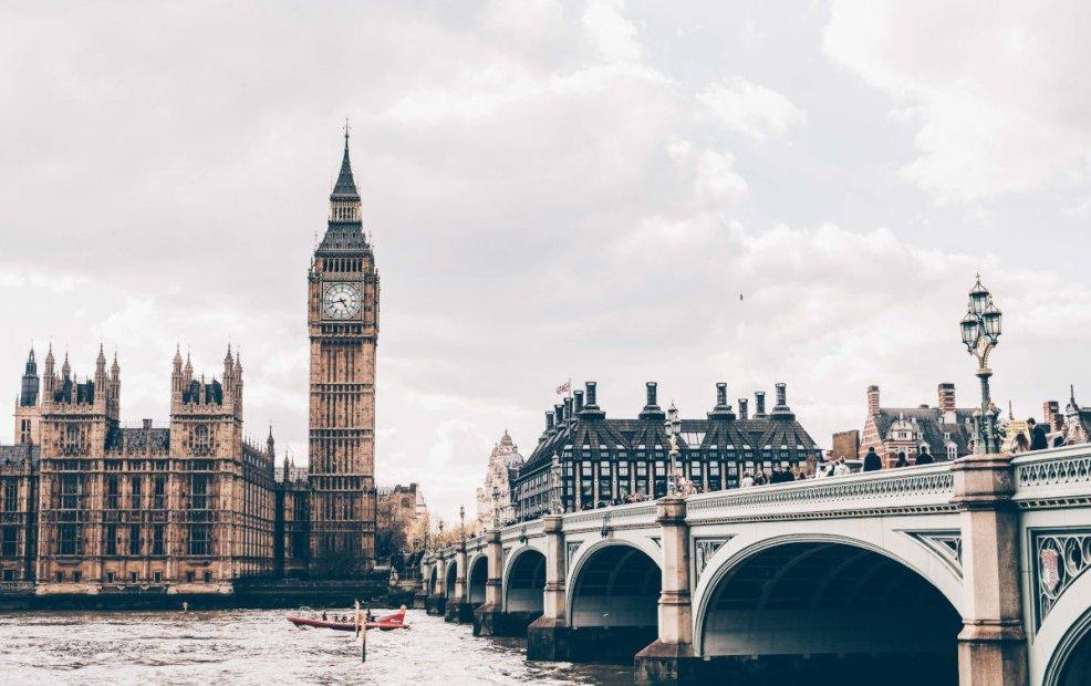 Qué visitar en Inglaterra