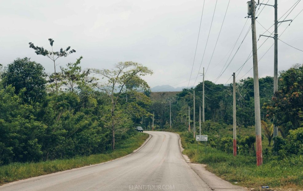 Fronteras de centroamerica