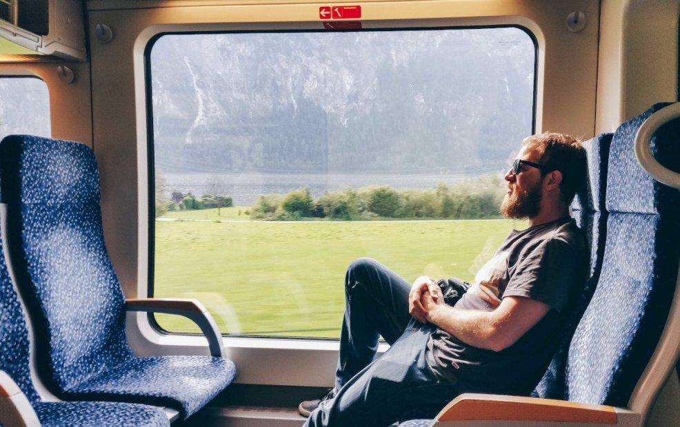 como viajar en tren por europa