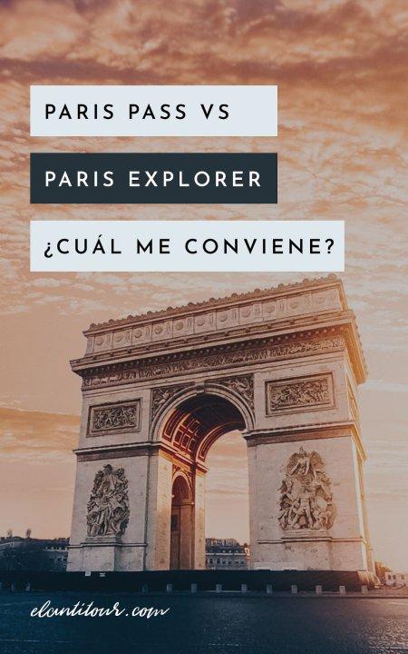 Paris Pass o Paris Explorer Pass