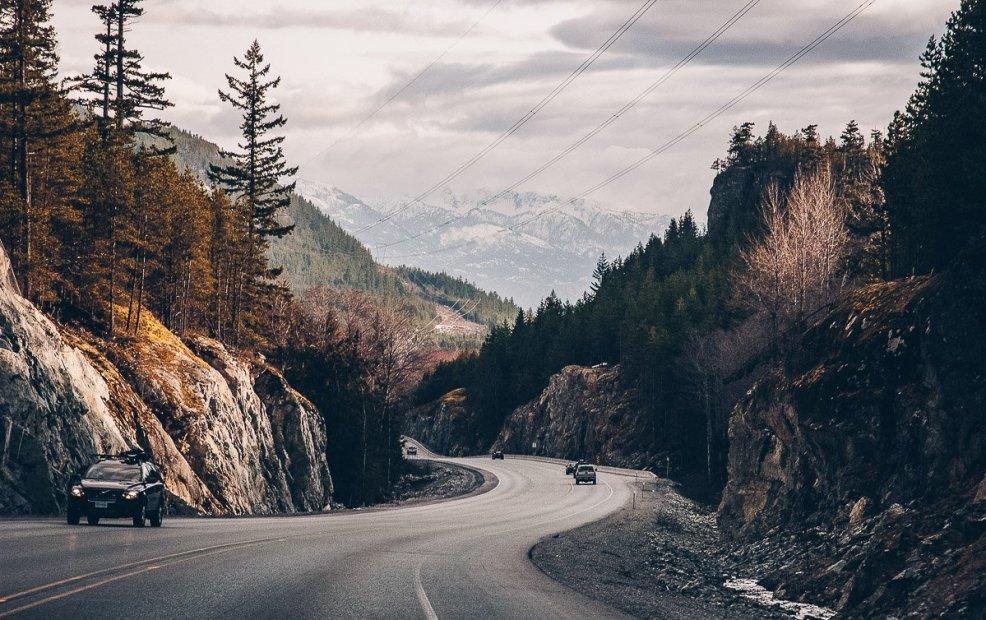 conducir en canada