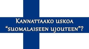 suomalainen ujous