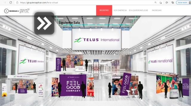 Trabajos en TELUS International
