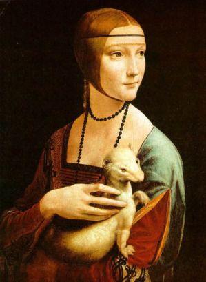 Resultado de imagen de La dama del armiño