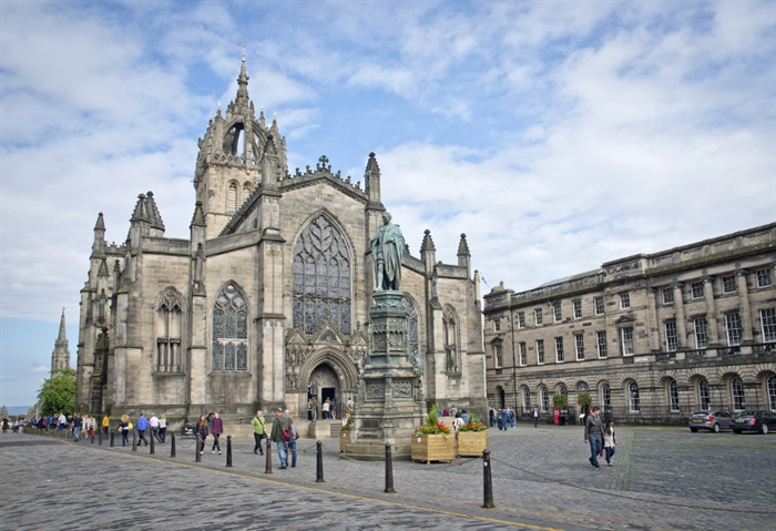 St Giles Royal Mile Kenny Lam_986223228.visit.scotland