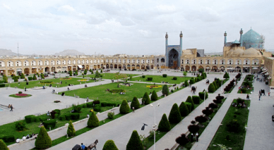 Isfahan (Foto: irandoostan.com.br)