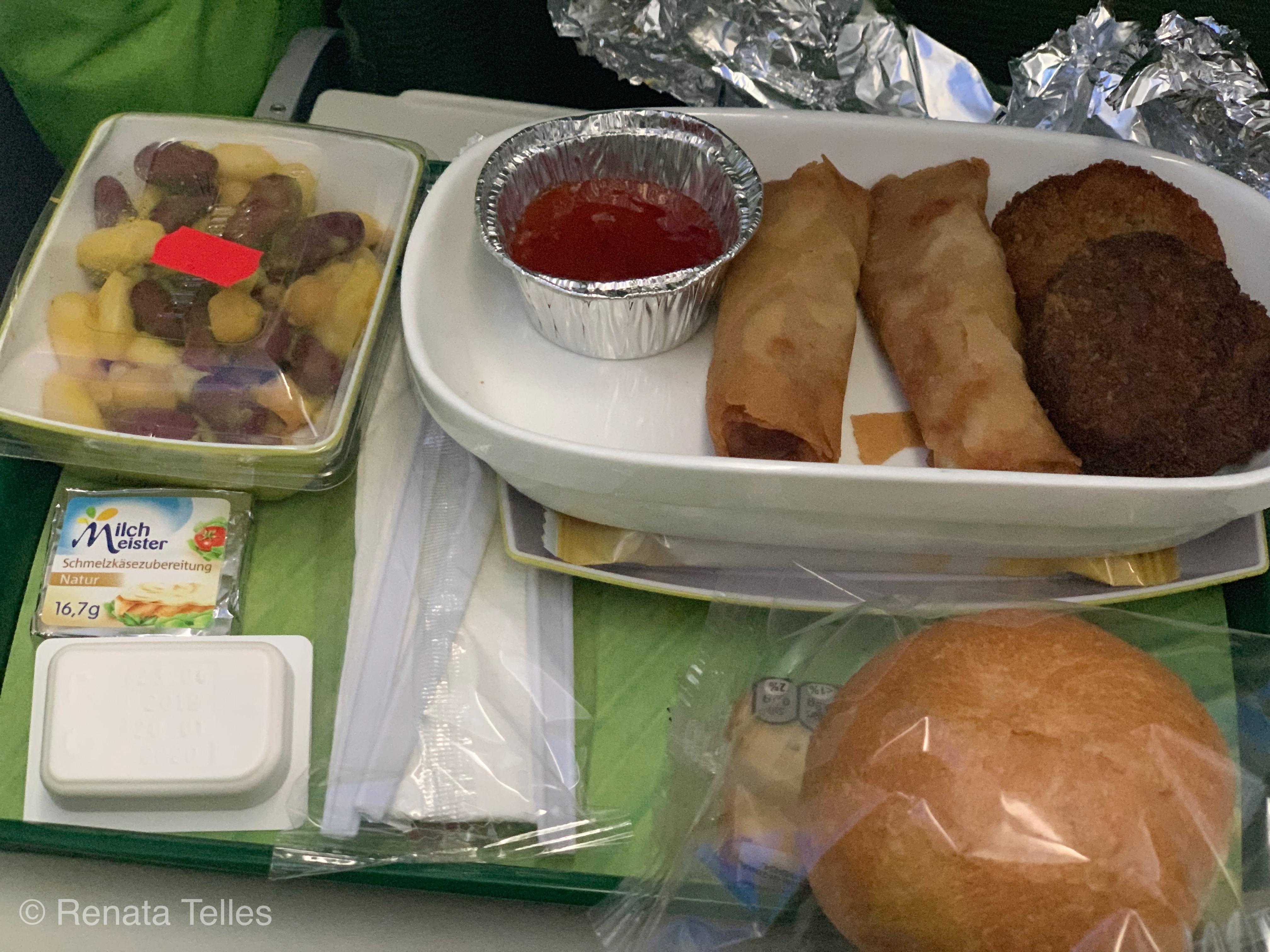 refeição-ethiopian-airlines