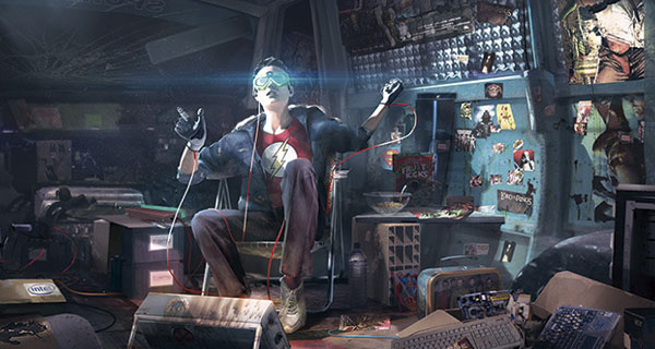 READY P WEB - Ready Player One, el Grial de todo friki