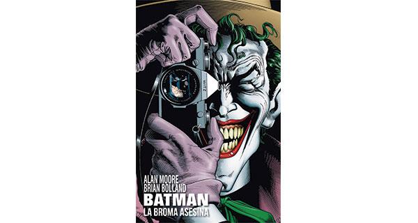Broma asesina portada 2 - Batman : La Broma Asesina, ¿El Joker definitivo?
