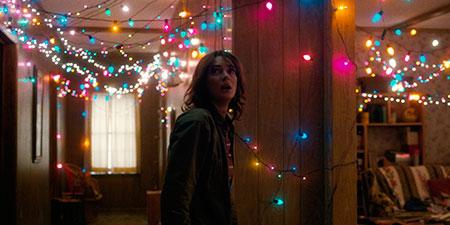 StrangerThings2 - Stranger Things, 1ª temporada de la serie ochentera