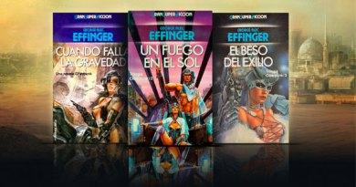 BUDAYEN PORTADA - Trilogía del Budayen : Un Cyberpunk nada convencional