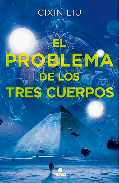 problema3 portada - El problema de los 3 cuerpos. Trilogía CF Cixin Liu (1)