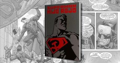SUPERMAN HIJO ROJO - SUPERMAN : Hijo Rojo, un enfoque ucrónico