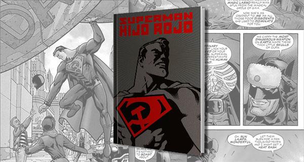 SUPERMAN : Hijo Rojo, un enfoque ucrónico