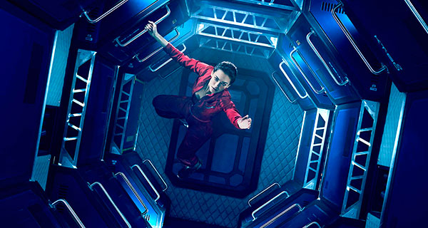 ex5 - The Expanse 1ª Temporada, Intriga espacial