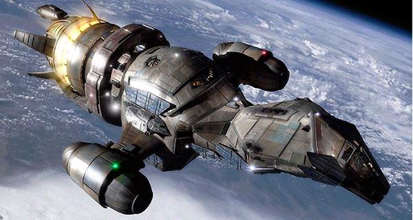 FIREFLY - 12 naves icónicas de la Ciencia Ficción, I