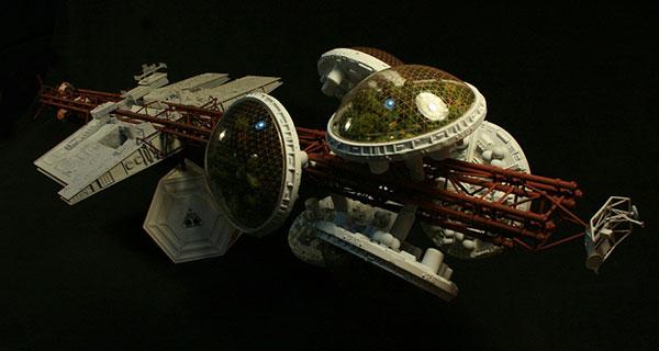 FORGE - 12 naves icónicas de la Ciencia Ficción, I