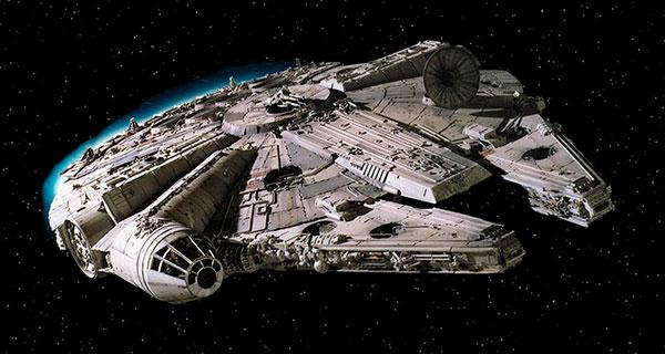 HALCON - 12 naves icónicas de la Ciencia Ficción, I