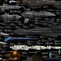 12 naves icónicas de la Ciencia Ficción, I