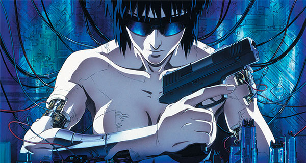 gits portada - Ghost in The Shell : La cumbre del anime cyberpunk