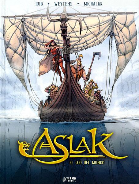 ASLAK - Aslak : El Mundo de la Nada. Una divertida epopeya vikinga