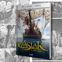 Aslak : El Mundo de la Nada. Una divertida epopeya vikinga